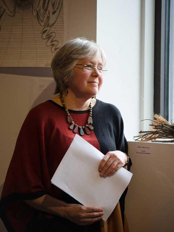 Karen Schubert, MA, MFA